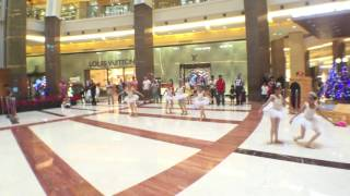 Marlupi Dance Academy - Christmas Ballet Performance in Pacific Place