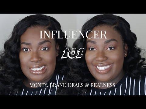 #INFLUENCER101 | RANT | MONEY, BRAND DEALS AND REALNESS