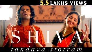 Shiv Tandav Stotram (English Lyrics & Meaning) - Aks & Lakshmi