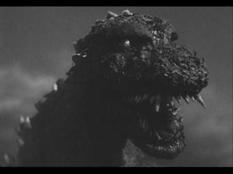 Godzilla 1955 Roars - YouTube