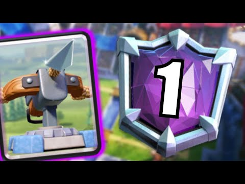 #1 GLOBAL DECK! 2.9 XBOW CYCLE DECK | Clash Royale deutsch