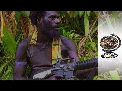 Bougainville Secessionists Fight