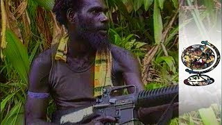 Bougainville Secessionists Fight Papua New Guinea Forces