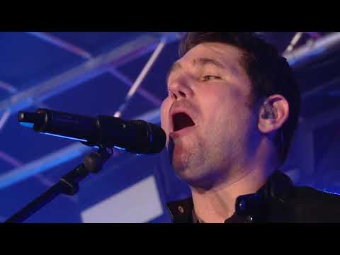 Scouting For Girls LIVE at Lancaster BID Christmas Lights with The Bay Radio