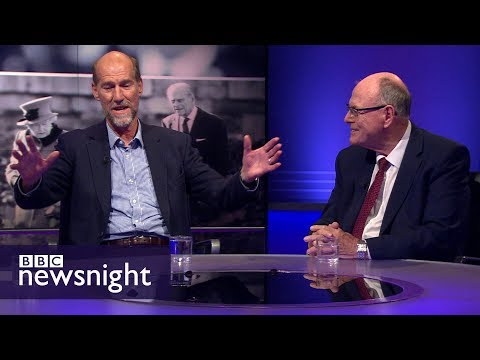 Prince Philip: Photographer and friend on the Duke of Edinburgh - BBC Newsnight