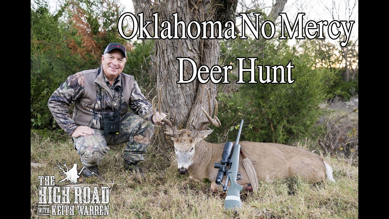Whitetail Deer Hunts in Oklahoma