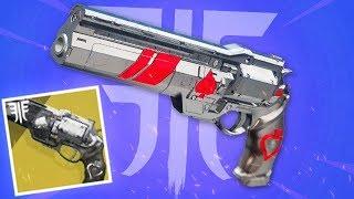 2 TAPS of Pure JOY!  ACE of SPADES Hand Cannon | Destiny 2 Forsaken