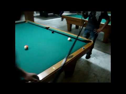 Pool Masters - WKD vs Eric