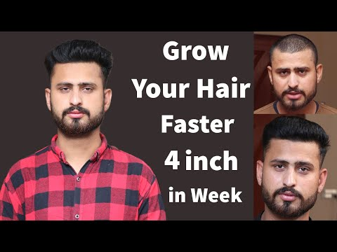 how-to-grow-your-hair-faster-and-longer-naturally-at-home-|-grow-your-hair-fast-4-inch-in-a-week