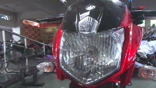 #Bikes@Dinos: Yamaha Saluto 125 First Ride and Walkaround (price, mileage, etc.)