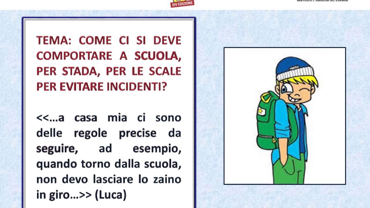 """Super Primi in Sicurezza"""" 2016 Scuola Secondaria 1° """"Buonarroti Vinci  EB38"""