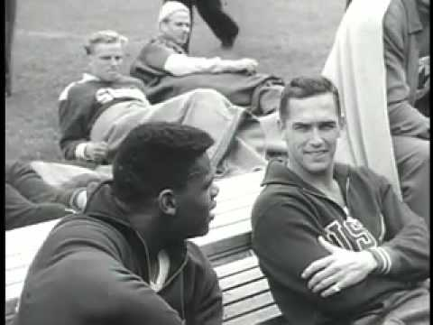 US Veterans in the Olympics - 1952 Helsinki Finland Summer Olympic Games - Rare Documentary