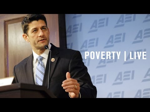Paul Ryan: Expanding opportunity in America   LIVE STREAM