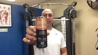 Zevia Energy drink review