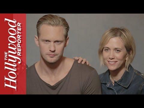 Kristen Wiig & Alexander Skarsgård Talk 'Diary Of A Teenage Girl': Sundance Short Cuts