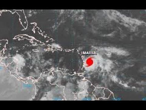 Guadeloupe - Gosier Beach - Before Hurricane Maria - 09/18/2017
