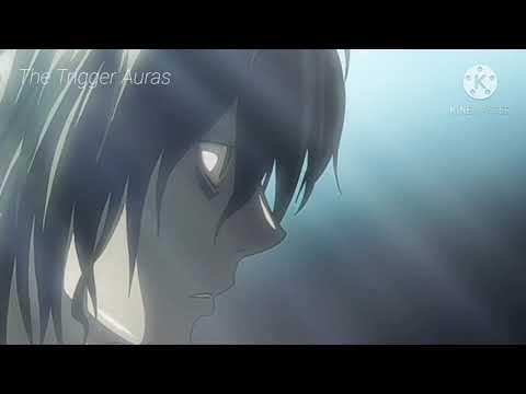 """Грустный мини-эдит (🥀смерть L Рюизаки 😭😔🥀) аниме: «Тетрадь смерти» """"Победа киры."""""""