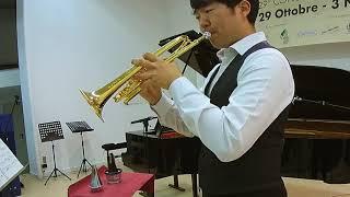 Hyangmin Baek (Corea del Sud) - Vincent Persichetti: Parable