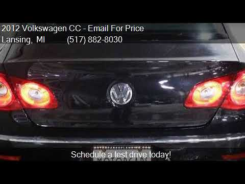 2012 Volkswagen CC Sport 4dr Sedan 6A for sale in Lansing, M