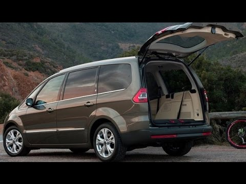 ford galaxy 2016 redesigned new interior exterior youtube. Black Bedroom Furniture Sets. Home Design Ideas