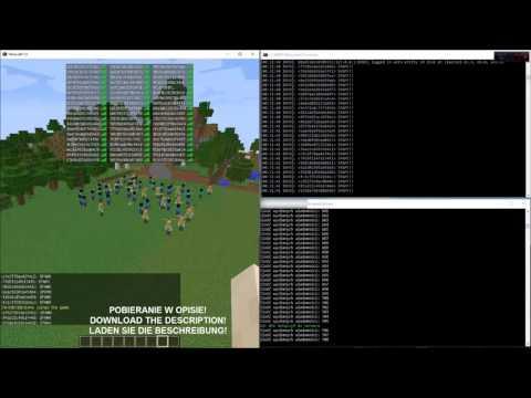 Download] Minecraft SpamBot 1 9+,1 10+,1 11+ : LightTube