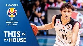 Top Assists so far - Japan | FIBA Basketball World Cup 2019 - Asian Qualifiers
