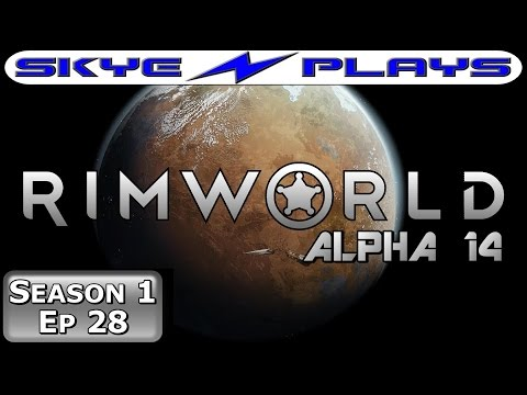 Rimworld S1E28 ►GEOTHERMAL POWER◀ Let's Play/Gameplay