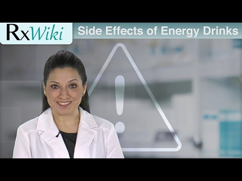 What Are The Side Effects of Energy Drinks?