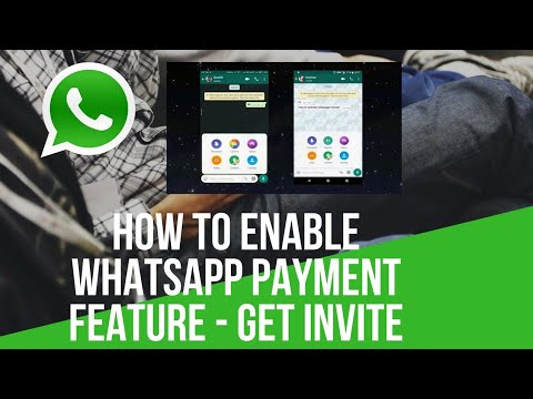 How to activate WhatsApp Payment - Get Invite