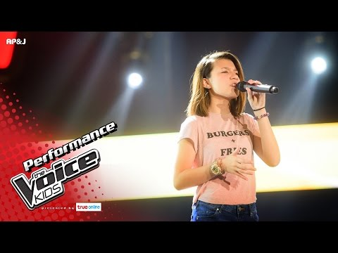 โรเชล - 7 Years - Blind Auditions - The Voice Kids Thailand - 14 May 2017