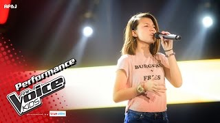 โรเชล - 7 Years - Blind Auditions - The Voice Kids Thailand - 14 May 2017