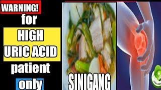 Likas Lunas| Paano maiiwasan pagtaas ng Uric acid level