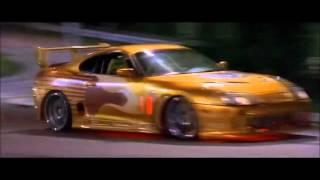 Nissan Skyline  Первая гонка из фильма Форсаж 2.