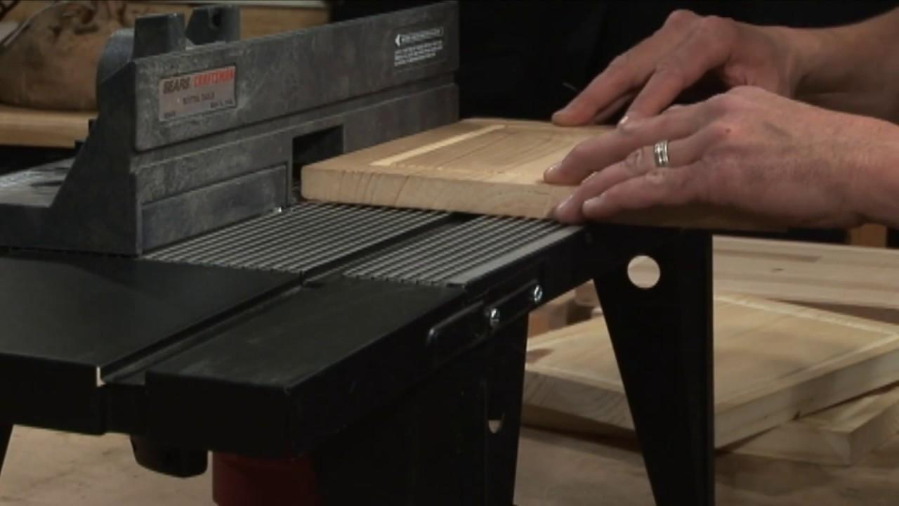 Corner Round A Cutting Board You