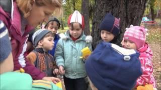 Игровая прогулка. Поиск клада. Детский сад. часть 2