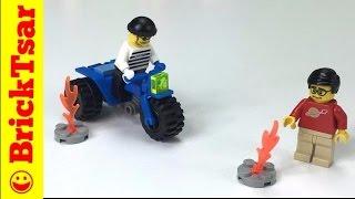 LEGO Island Xtreme Stunts Brickster's Trike set 6732 review