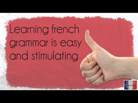 Master French Grammar!!