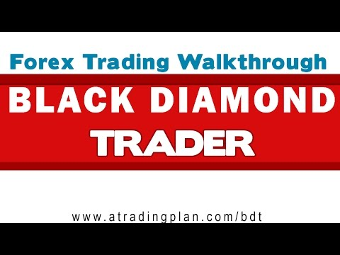 Black Diamond Trader Forex Walkthrough