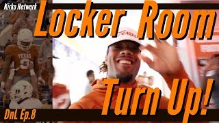 Texas Football Spring Game Players perspective | Day in the Life Ep.8