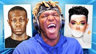 DEJI VS JAMES CHARLES