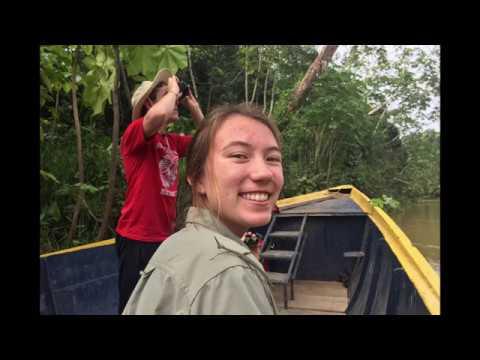 Virginia Tech Students Study in Ecuador