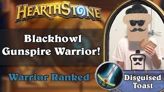 Disguised Toast Blackhowl Gunspire Warrior!
