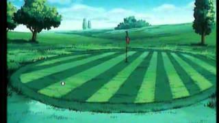Alfred Jodocus Kwak - Een Partijtje Golf