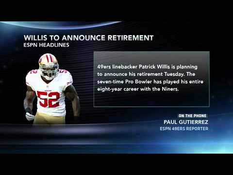 Patrick Willis Retirement Stuns 49ers