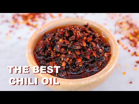 How to Make the BEST Chili Oil at Home