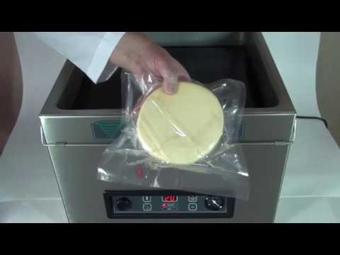 аппарат для вакуумной упаковки сыра