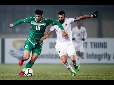 Video: U23 Iraq vs U23 Jordan