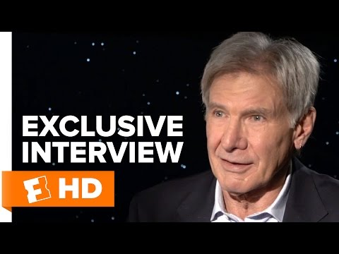 Star Wars: The Force Awakens - Exclusive Harrison Ford Interview (2015) HD