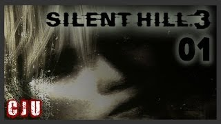 NIGHTMARE! | Let's Play Silent Hill 3 Part 1 | PC Version Game Walkthrough