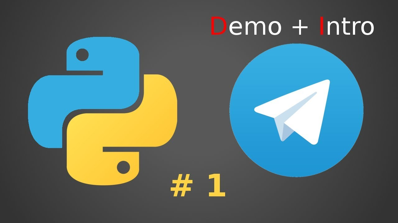 Telegram Bot with Python Tutorial #1: Demo and Intro | Project